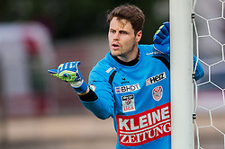25.05.2016, Franz Fekete Stadion, Kapfenberg, AUT, 2. FBL, KSV 1919 vs SV Austria Salzburg, 36. Runde, im Bild Christian Petrovcic (KSV 1919) // during the Austrian Erste Liga Match, 36th Round, between KSV 1919 and SV Austria Salzburg at the Franz Fekete Stadium, Kapfenberg, Austria on 2016/05/25, EXPA Pictures © 2016, PhotoCredit: EXPA/ Dominik Angerer