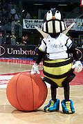 BPA Palace Pesaro<br /> Italia-Russia<br /> Nella foto: mascottex<br /> Foto Ciamillo