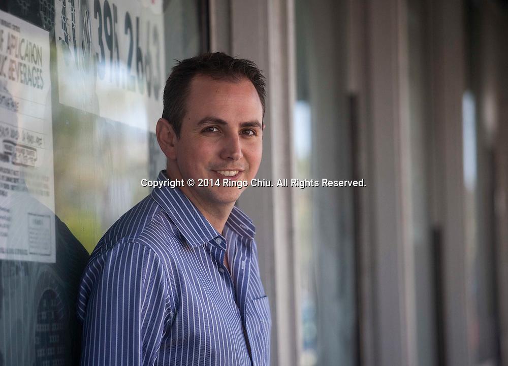Buck Jordan, managing partner, Canyon Creek Partners. (Photo by Ringo Chiu/PHOTOFORMULA.com)