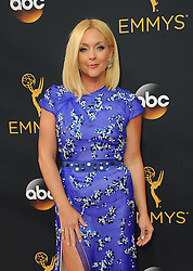 Jane Krakowski at the 68th Annual Primetime Emmy Awards held at the Microsoft Theater in Los Angeles, USA on September 18, 2016.