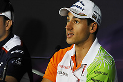 28.10.2011, Jaypee-Circuit, Noida, IND, F1, Grosser Preis von Indien, Noida, im Bild Adrian Sutil (GER), Force India Formula One Team // during the Formula One Championships 2011 Large price of India held at the Jaypee-Circui 2011-10-28  EXPA Pictures © 2011, PhotoCredit: EXPA/ nph/  Dieter Mathis        ****** only for AUT, SLO,POL ******
