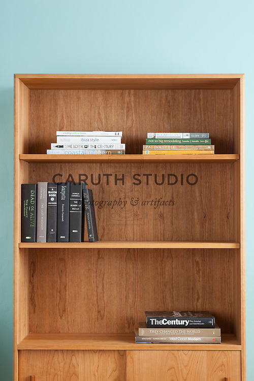 How to Style a Bookcase: Create a balanced arrangement of books