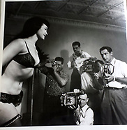 Bettie Page, 1954