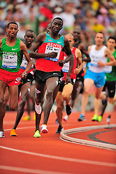 04.06.2011, Eugene, USA, Prefontaine Classic Track Meet, im Bild Haron Keitany (KEN) placed first in the men's mile race with a time of 3:49.09 at the Prefontaine Classic at Hayward Field in Eugene, Oregon..June 4, 2011. EXPA Pictures © 2011, PhotoCredit: EXPA/ New Sport Photo +++++ ATTENTION - OUT OF USA  +++++