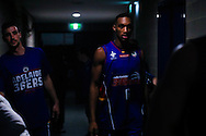 14/10/2016 Terrance Ferguson makes his debut in front of the Adelaide 36ers home crowd as the Adelaide 36ers vs Melbourne United at the Titanium Security Arena.