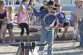 Rodeo: Roping, Children