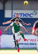 Dundee under 20s v Hibs under 20s in the SPFL Development League at Links Park, Montrose. Photo: David Young<br /> <br />  - &copy; David Young - www.davidyoungphoto.co.uk - email: davidyoungphoto@gmail.com
