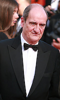 Pierre Lescure at Sils Maria gala screening red carpet at the 67th Cannes Film Festival France. Friday 23rd May 2014 in Cannes Film Festival, France.