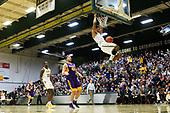 Albany vs. Vermont Men's Basketball 01/24/18