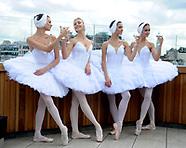Swan Lake at the London Coliseum
