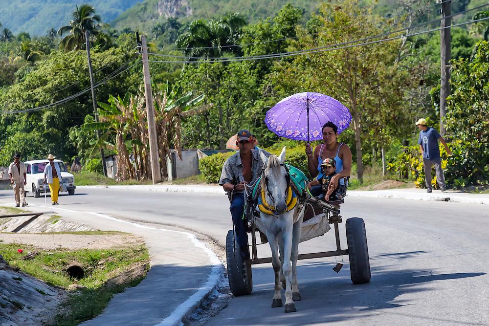 Charco Redondo, Granma, Cuba.