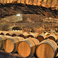 Devil&rsquo;s Cellar at Concha y Toro Vineyard in Pirque, Chile<br />