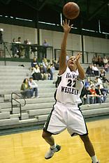 2002-03 Illinois Wesleyan Titans Women's Basketball Photos