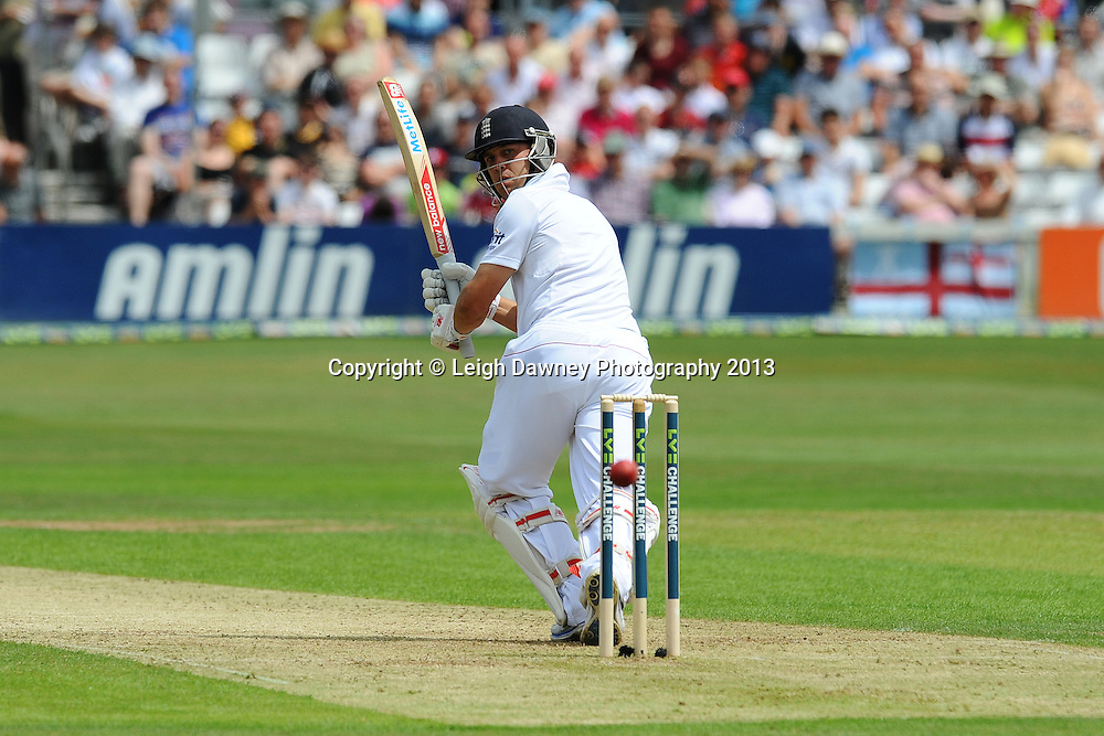 Jonathan Trott of England of England batting during England v Essex first day of a four day Ashes warm up game at the Essex County Cricket Ground, 30.06.13.  Credit: © Leigh Dawney Photography. Self Billing where applicable. Tel: 07812 790920