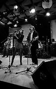 Dave Edmonds and Carlene Carter in concert 1980