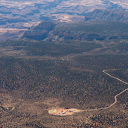 062513       Brian Leddy<br /> The Pinenut uranium mine operates near the rim of the Grand Canyon.