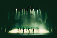 Birmingham Royal Ballet in choreographer, David Bintley's, Arthur - part 1