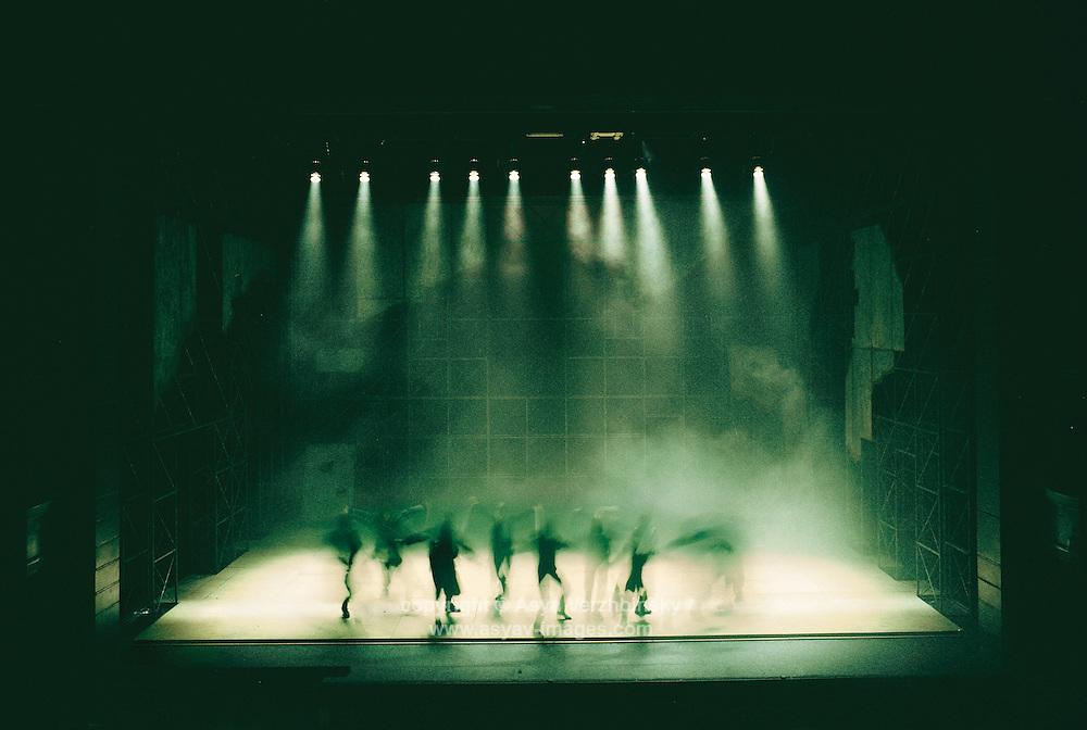 Birmingham Royal Ballet in choreographer, David Bintley's, Arthur - part 1