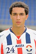 Tilburg -  Angelo Martha, speler van Willem II, eredivisie, seizoen 2008 - 2009. ANP PHOTO ORANGEPICTURES BART BEL