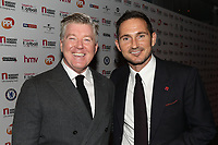 Geoff Shreeves with Frank Lampard