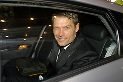 ©Retna Pictures / Mark Larner. Picture shows John Partridge outside the TV Quick / TV Choice Awards, Dorchester Hotel, London, 8th September 2008