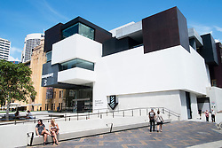 Museum of Contemporary Art in Sydney Australia