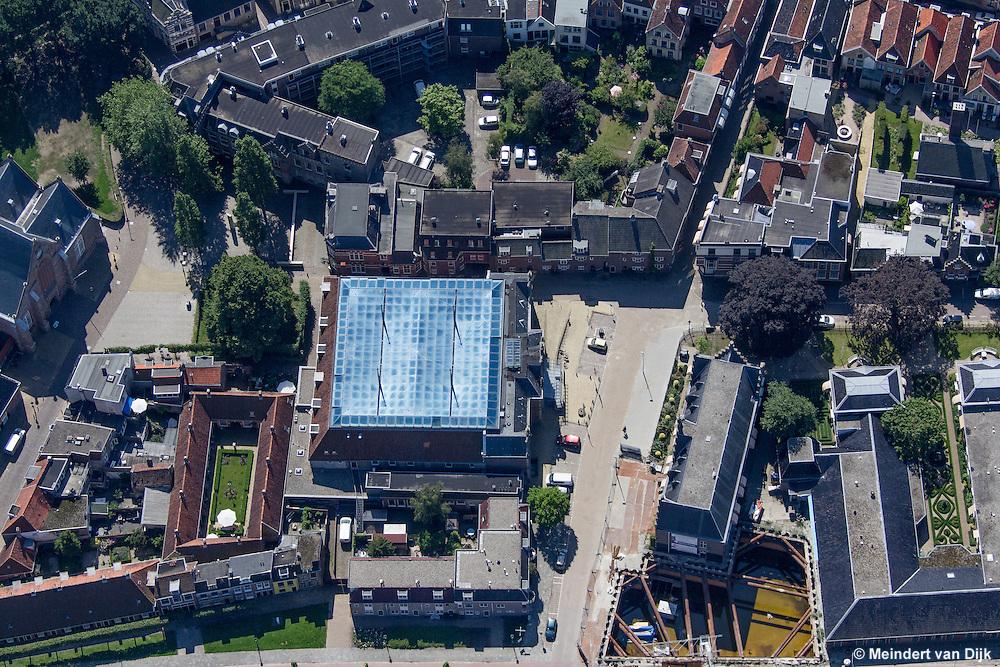 Leeuwarden - Natuurmuseum en Sint Anthony Gasthuis