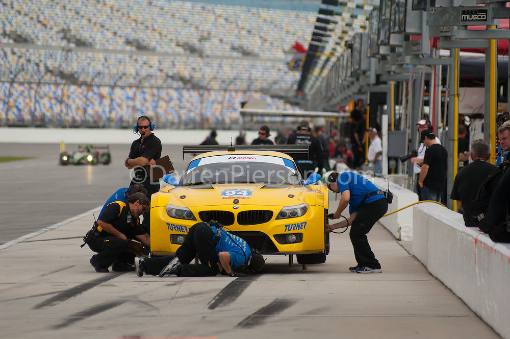 #94 Turner Motorsport BMW Z4: Paul Dalla Lana