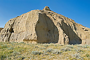Castle Butte and Big Muddy Badlands<br /> Big Muddy Badlands<br /> Saskatchewan<br /> Canada
