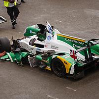 #41 Zytek Z11SN Nissan, Greaves Motorsport, drivers: Kimber-Smith, Lux, Rossi, P2, Le Mans 24H 2013