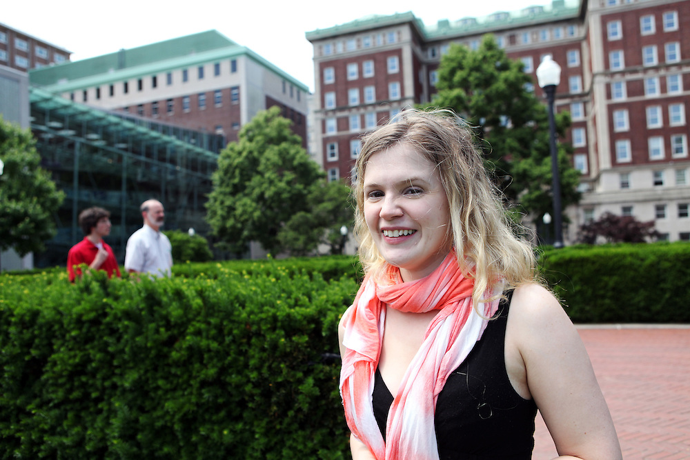 """Katriana Roh '06 L'11.Sister: Colleen Roh '00..""""Appreciate Columbia housing while you can. It's cheap and finding apartments in New York City is terrible.""""..""""Live in Hogan.""""..""""Study abroad. For the food, for the ease of travel, for the mistakes you'll make in other languages."""""""