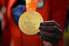 DC: President Obama welcomes the 2016 U.S. Olympic and Paralympic teams, 29 Sept. 2016