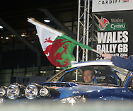 Scenes from the Wales Rally GB 2006 event