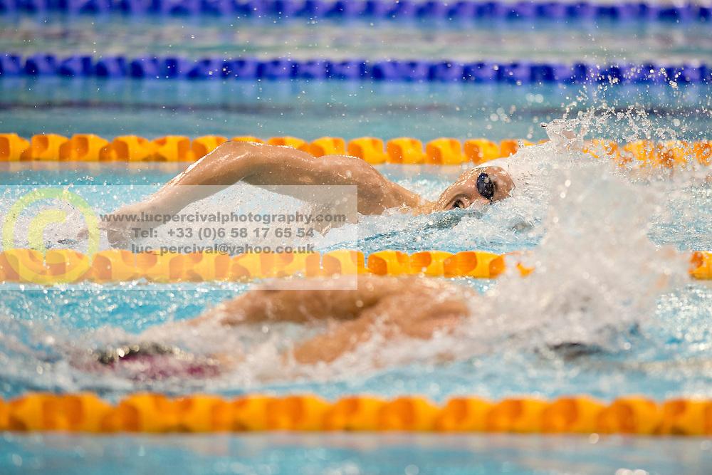 DENYSENKO Iaroslav UKR at 2015 IPC Swimming World Championships -  Men's 400m Freestyle S13