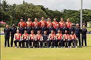 Full ODI Squad during the England training session ahead of the 4th ODI, at Pallekele International Cricket Stadium, Pallekele, Sri Lanka on 19 October 2018.