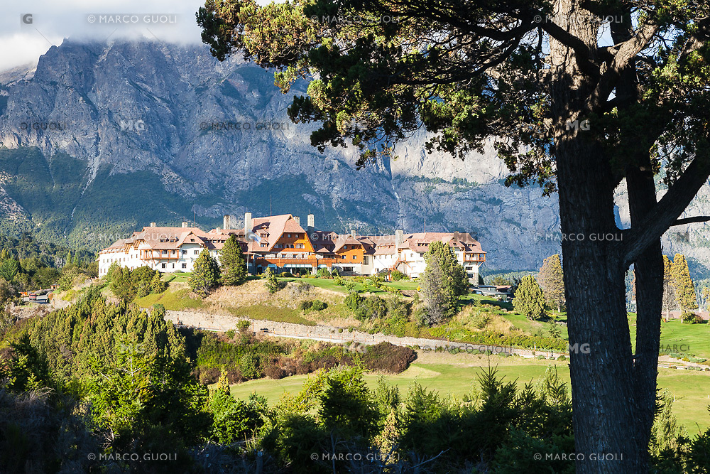 HOTEL LLAO LLAO, BARILOCHE, PROVINCIA DE RIO NEGRO, ARGENTINA (PHOTO © MARCO GUOLI - ALL RIGHTS RESERVED)