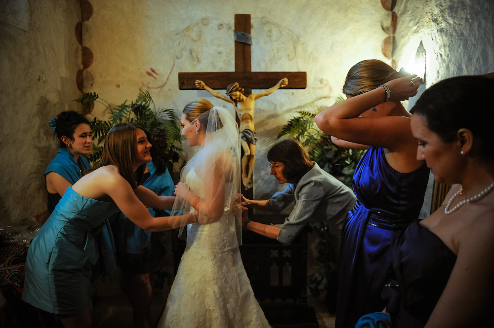 20120311Saturday162454.Shelley Myers and Charles Watson wedding Saturday, March 10, 2012 in San Antonio..Mission Concepcion, Westin Riverwalk.Saturday3/10/12.Photo © Bahram Mark Sobhani