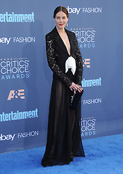 Michelle Monaghan  bei der Verleihung der 22. Critics' Choice Awards in Los Angeles / 111216
