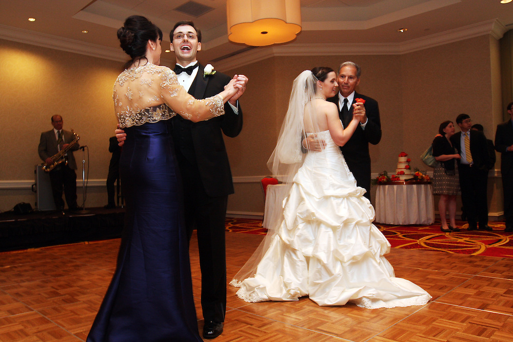 Crystal and Gino, married Oct. 10, 2009, in Metairie, Louisiana.