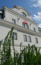 27.05.2010, Hotel Lamprechterhof, St. Lamprecht, AUT, FIFA Worldcup Vorbereitung, Neuseeland, im Bild das Hotel der Mannschaft, EXPA Pictures © 2010, PhotoCredit: EXPA/ S. Zangrando / SPORTIDA PHOTO AGENCY
