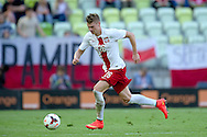 Poland's Lukasz Piszczek during international friendly match between Poland and Lithuania at PGE Arena in Gdansk, Poland.<br /> <br /> Poland, Gdansk, June 06, 2014<br /> <br /> Picture also available in RAW (NEF) or TIFF format on special request.<br /> <br /> For editorial use only. Any commercial or promotional use requires permission.<br /> <br /> Mandatory credit:<br /> Photo by © Adam Nurkiewicz / Mediasport