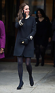 KATE Middleton Visits Northside Center, Harlem 2