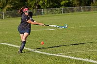Girls Field Hockey Gilford versus Profile October 6, 2011