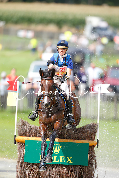 Algotsson-Ostholt Sara, (SWE), Reality 39<br /> European Championship Aachen 2015<br /> &copy; Hippo Foto - Stefan Lafrentz
