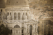 Santa Maria della Salute church, Venice, Veneto, Italy