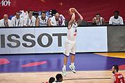 Christian Burns<br /> Eurobasket 2017 - Final Phase - Round of 16<br /> Italia Serbia Italy Serbia<br /> FIBA 2017<br /> Istanbul, 13/09/2017<br /> Foto Ciamillo - Castoria/GiulioCiamillo