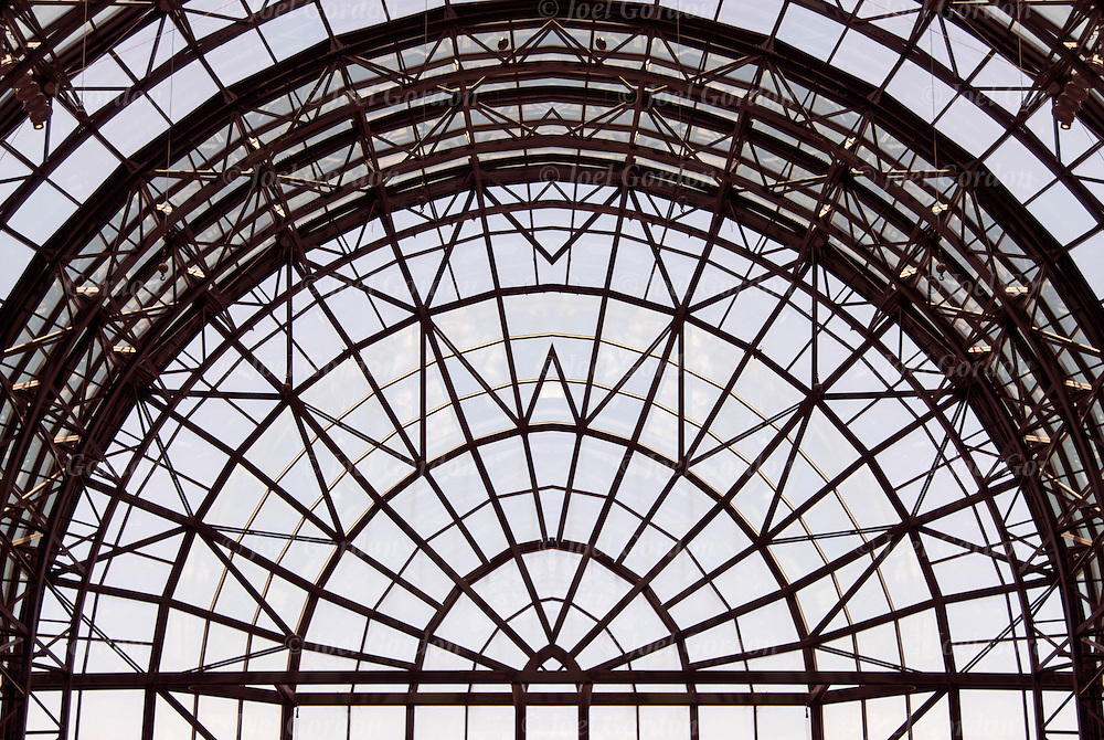 Winter Garden Atrium in Brookfield Place, formerly the World Financial Center
