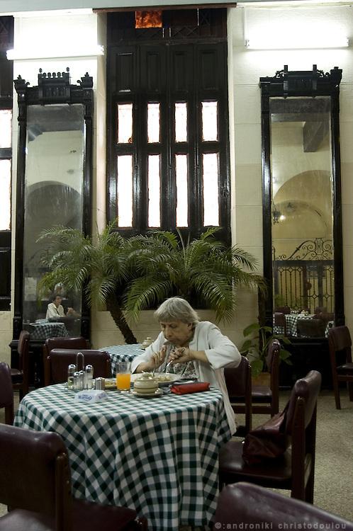 Restaurant in the center of Havana - CUBA