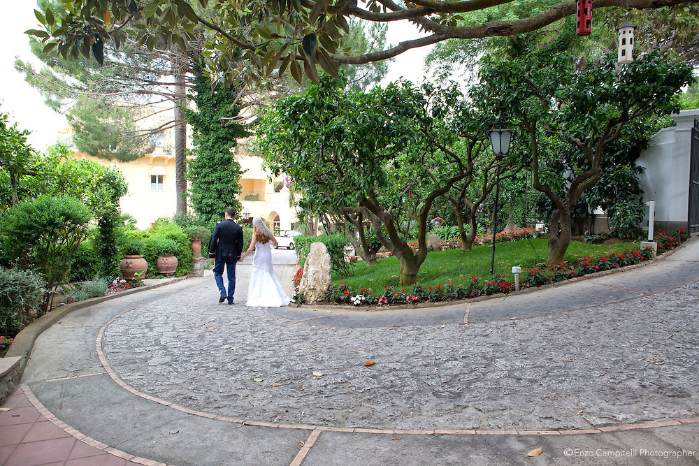 Italian Professional photographer for weddings on the Amalfi Coast, Capri
