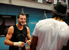 Carl Froch Feature